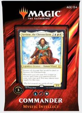 Commander 2019: Flashback (Mystic Intellect) (Disponible le 23 Aout)