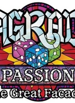 Sagrada: Passion Ext. (EN)