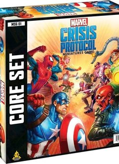 Marvel: Crisis Protocol Core Set (Octobre 2019)