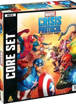 Marvel: Crisis Protocol Core Set (Octobre 2019)