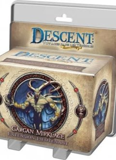 Gargan Mirklace: Lieutenant Pack Descent