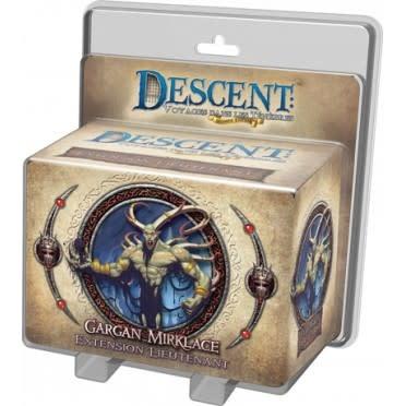 Gargan Mirklace: Lieutenant Pack Descent