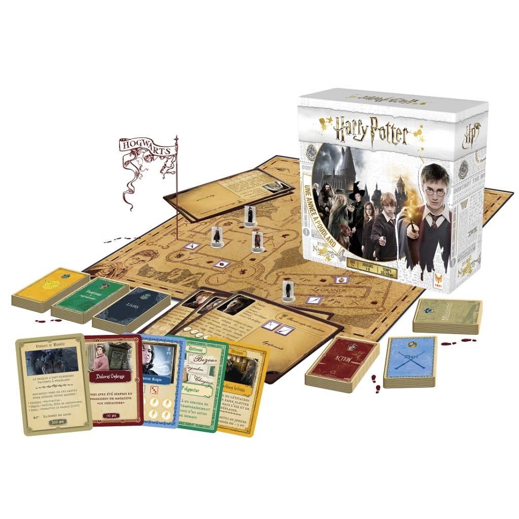 Harry Potter: Une Année à Poudlard