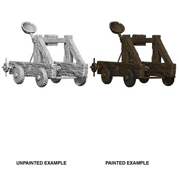 Unpainted Minis WV9 Catapult