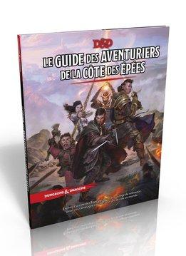 Le guide des aventuriers de la côte des épées