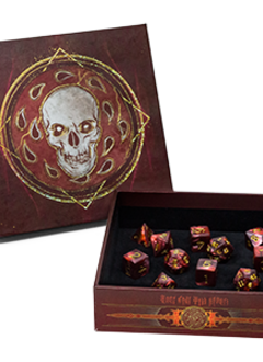 Dungeons & Dragons: Baldur's Gate Descent Into Avernus Dice