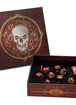 Dungeons & Dragons: Baldur's Gate Descent Into Avernus Dice 17 Septembre 2019