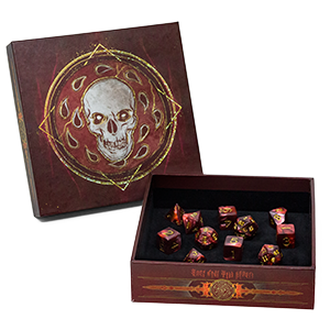 Dungeons & Dragons: Baldur's Gate Descent Into Avernus Dice 17 Septembre 2019