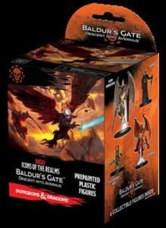 D&D Minis: Baldur's Gate: Descent into Avernus (8 Ct Booster Brick)