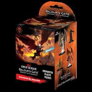 D&D Minis: Baldur's Gate: Descent into Avernus (8 Ct Booster Brick)