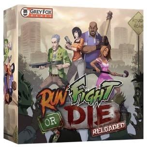 Run fight or die Reloaded