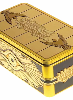 YGO 2019 Gold Sarcophagus Tin