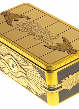 2019 Gold Sarcophagus Tin YGO (sortie 29 aout)