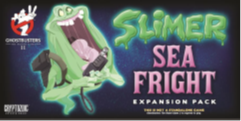 GHOSTBUSTERS II SLIMER SEA FRIGHT EXPANSION