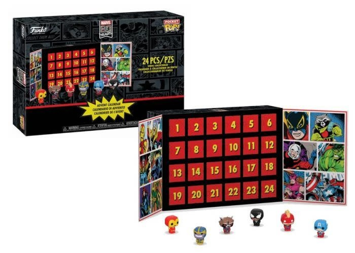 Advent Calender Marvel