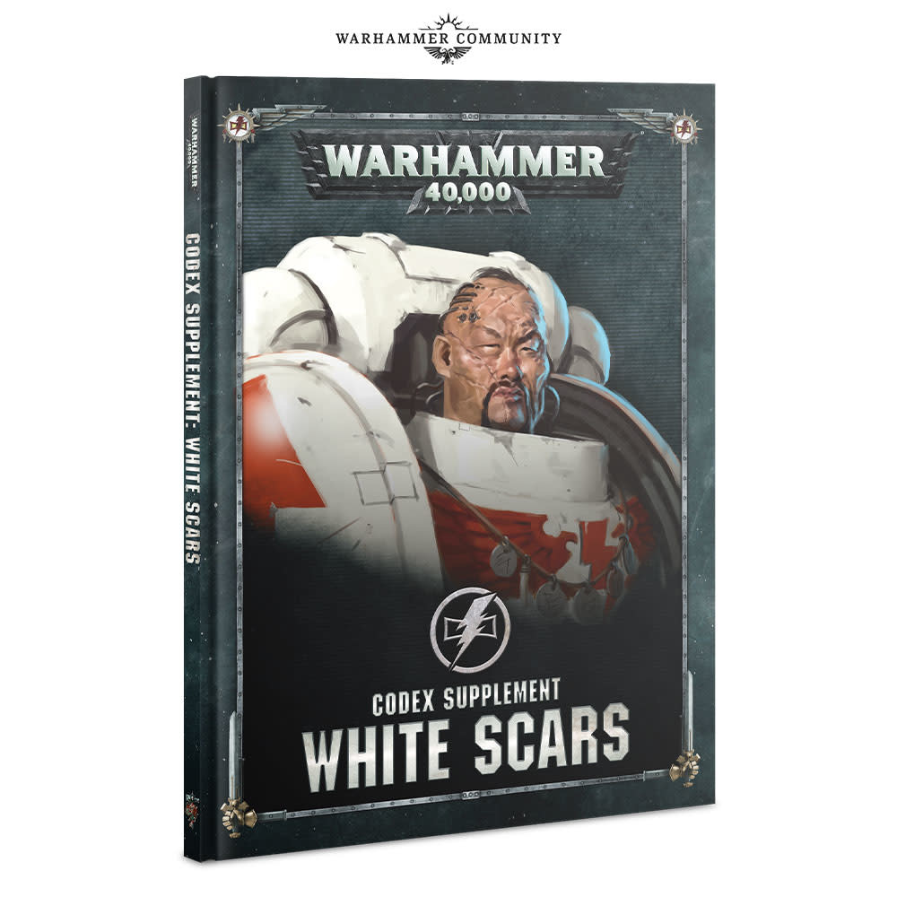 Codex Supplement: White Scars (17 aout)