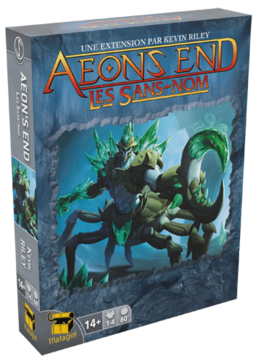 Aeon's End: Les Sans-Noms Ext. (VF)