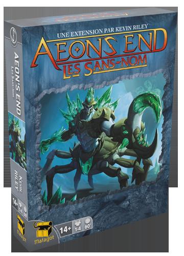 Aeon's End: Les Sans-Noms Ext. (VF)