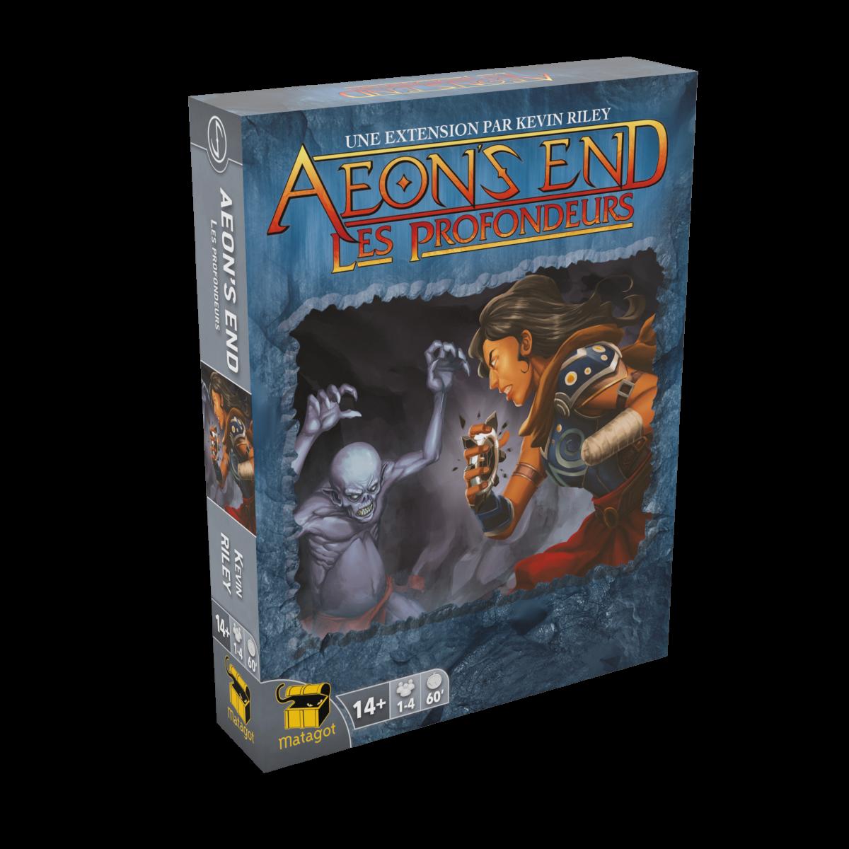 Aeon's End Les Profondeur