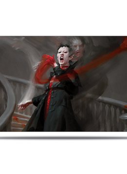 UP PLAYMAT MTG COMMANDER 2019 V1