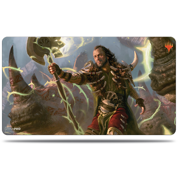 UP PLAYMAT MTG COMMANDER 2019 V4