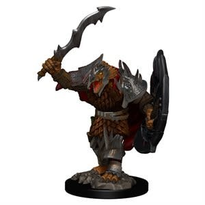 Painted: DragonBorn Fighter Prenium