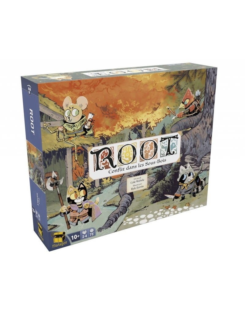 Root (FR) Boîte Ultime