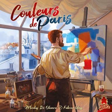 Couleurs de Paris (Multi)