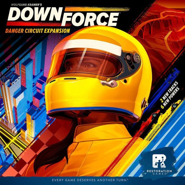 Downforce: Ext. Circuit Dangereux
