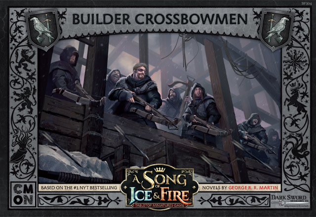 A Song of Ice and Fire: Builder Crossbowmen