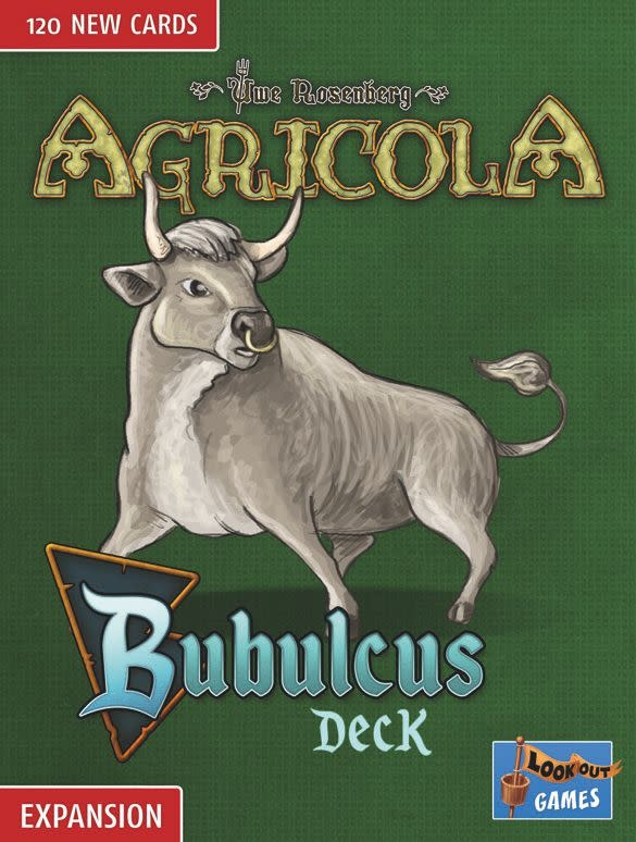 Agricola - Bubulcus Deck Exp. (EN)