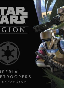 Star Wars: Legion - Imperial Shoretroopers Expansion