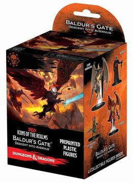 D&D Minis: Baldur's Gate: Descent into Avernus Single