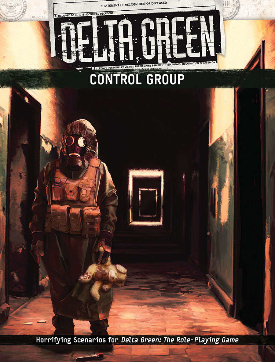 Delta Green - Control Group HC