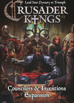 Crusader Kings - Councilors and Inventions Exp.