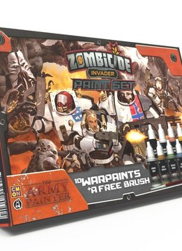 Zombicide Invader Paint Set