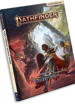 Pathfinder 2E: Lost Omens World Guide