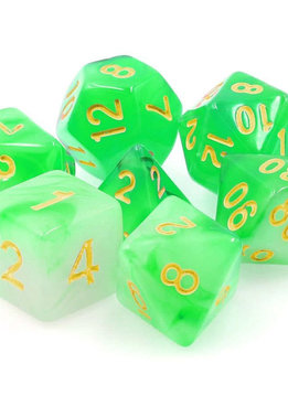 TMG Eldritch Gaze 16mm 7pcs RPG Dice Set