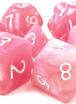 TMG Poison Petals 16mm 7pcs RPG Dice Set