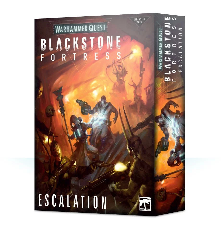 Blackstone Fortress: Escalation (out August 31st)