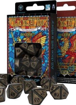 Chageling 20th AE Dice 10Pc
