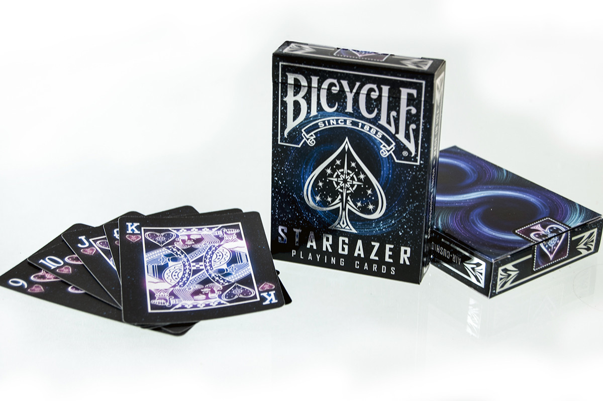 Bicycle Deck: Stargazer