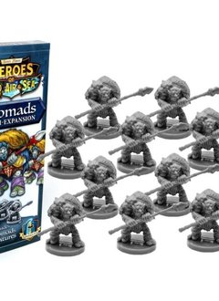 Heroes of Land Air and Sea : Nomads Mini Expansion