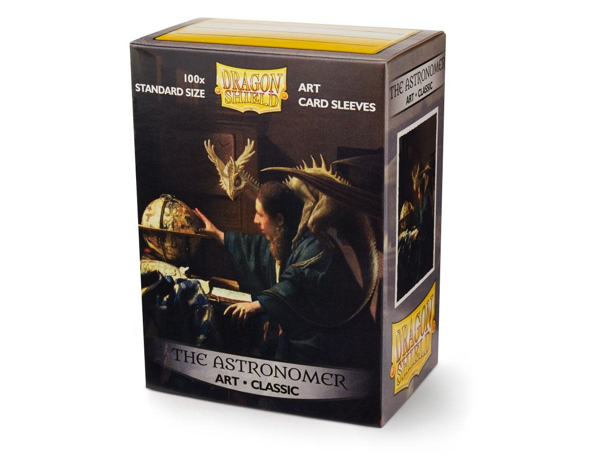 Dragon Shield Limited Edition Art: The Astronomer