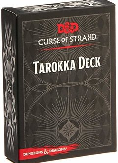 Dungeons & Dragons: Tarokka Deck