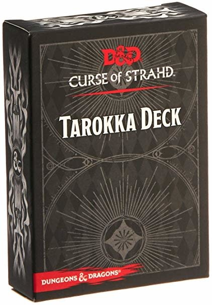 Dungeons & Dragons: Tarokka Deck