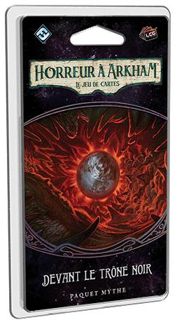 Horreur à Arkham JCE: Devant le Trone Noir