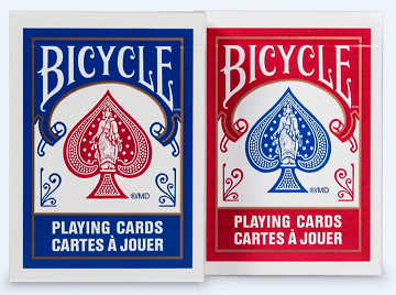 Bicycle Deck Standard Poker Cards