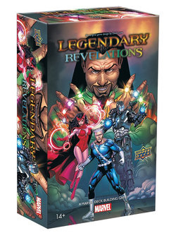 Marvel Legendary: Revelations