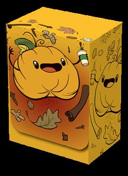 Legion D-Box Pumpkin Spice
